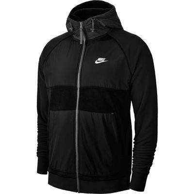 NIKE - NIKE HOODED FZ WINTER KAPÜŞONLU CEKET