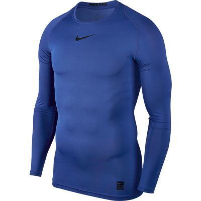 NIKE - NIKE PRO MENS TOP LS COMP ERKEK BODY