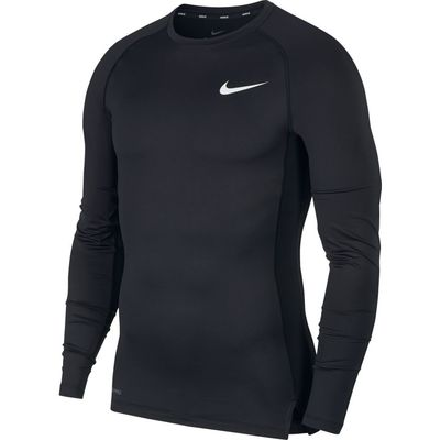 NIKE - NIKE PRO MENS TOP LS ERKEK BODY