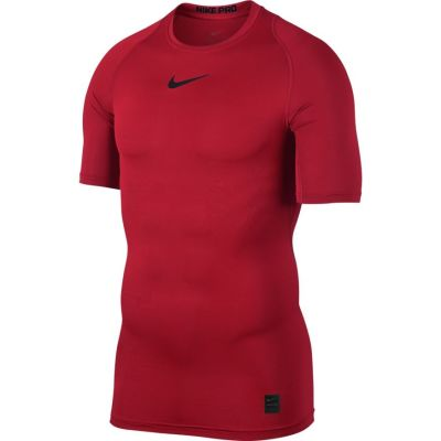 NIKE - NIKE PRO MENS TOP SS COMP ERKEK BODY