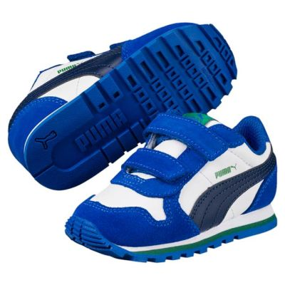 PUMA - PUMA ST Runner L V Inf Çocuk Spor Ayakkabı