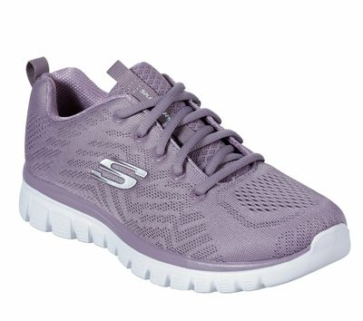 SKECHERS - SKECHERS GRACEFUL-GET CONNECTED KADIN SPOR AYAKKABI