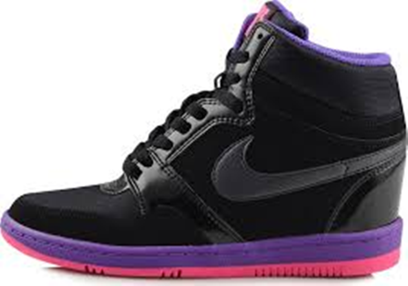 outlet store f5bc8 5136e WMNS NIKE FORCE SKY HIGH